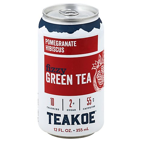 Teakoe Tea Block Party Pmgrnte - 12 Oz