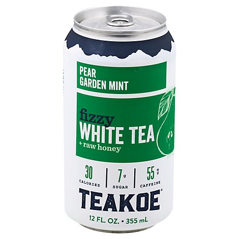 Teakoe Tea Rtd Peacemaker Pear - 12 Oz