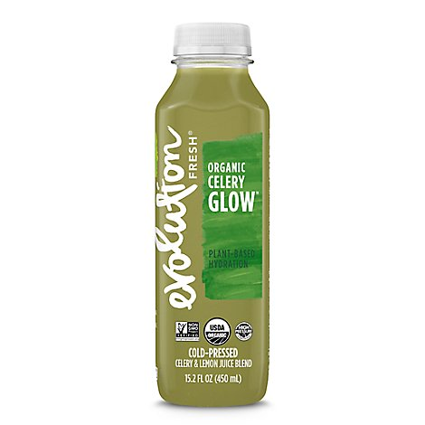 Evolution Celery Glow Organic - 15.2 Fl. Oz.