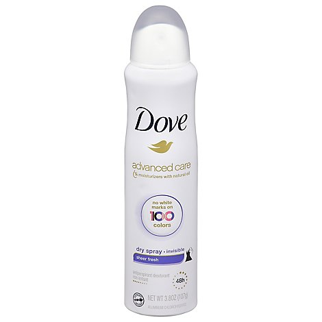 Dove Advance Sheer Fresh Anti Perspirant Aerosol - 3.8 Oz