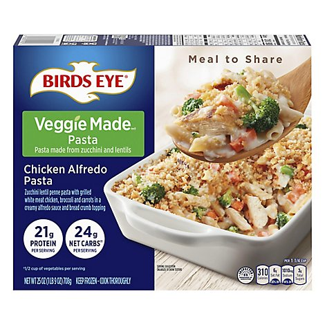 Birds Eye Chicken Alfredo Pasta - 25 Oz