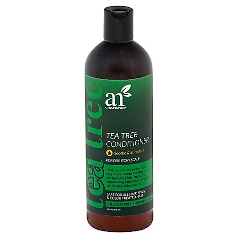 Art Naturals Tea Tree Conditioner - 16 Fl. Oz.