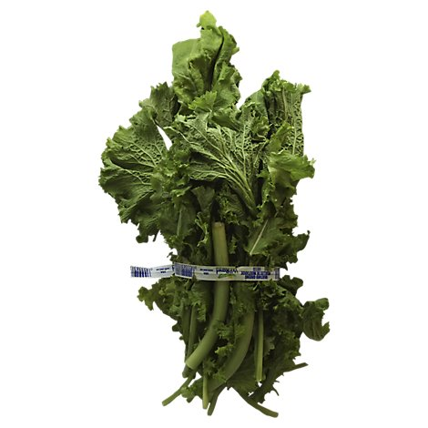 Curly Mustard Greens - Bunch