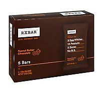 RXBAR Protein Bar Peanut Butter Chocolate - 5-1.83 Oz