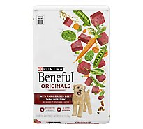 Purina Beneful Original With Beef - 28 Lb