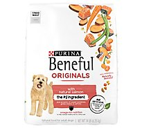 Beneful Dog Food Dry Originals Salmon - 14 Lb