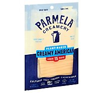 Parmela Nutcheese American Style Sliced - 7 Oz