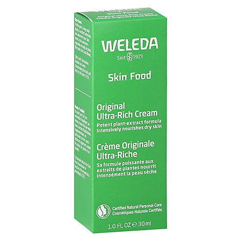 Weleda Skin Food Small - 1 Oz
