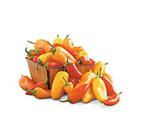 Peppers Sweet Mini Organic - 12 Oz