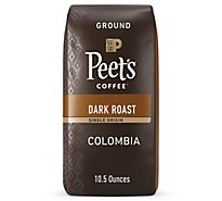 Peets Single Origin Colombia Coffee - 10.5 Oz