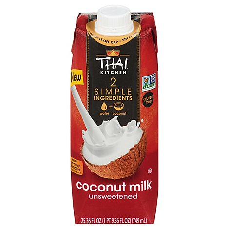 Thai Kitchen Coconut Milk Aseptic - 25.36 Fl. Oz.