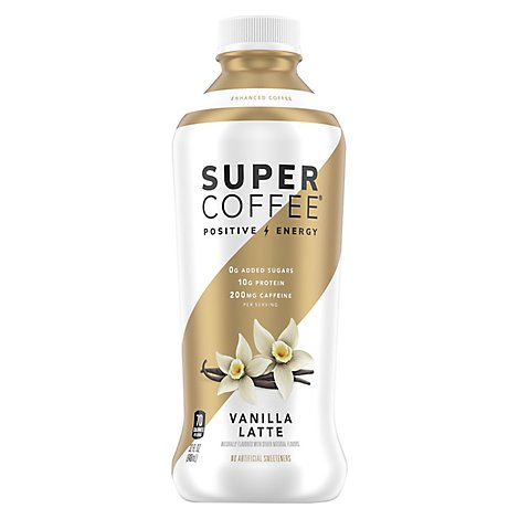 Kitu Super Coffee Vanilla - 32 Fl. Oz.