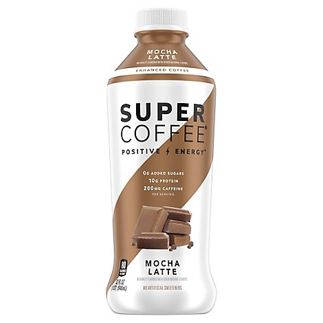 Kitu Super Coffee Mocha - 32 Fl. Oz.