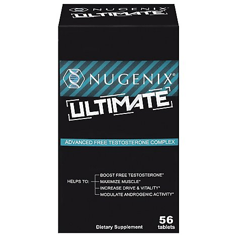 Nugenix Ultimate 56ct - 56 Count