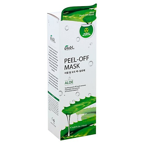 Ekel Aloe Peel Off Mask - 6.09 Oz