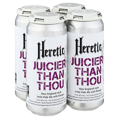 Heretic Juicier Than Thou Can - 4-16 Fl. Oz.