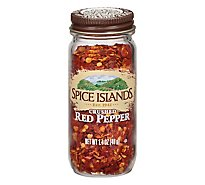 Spice Islands Crushed Red Pepper - 1.4 Oz