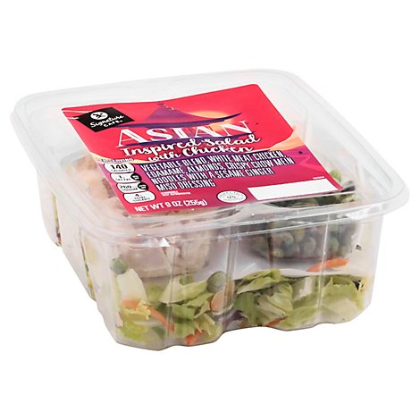 Signature Cafe Asian Style Salad with Chicken - 9 Oz