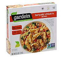 Gardein Teriyaki Chicken Bowl - 8.5 Oz