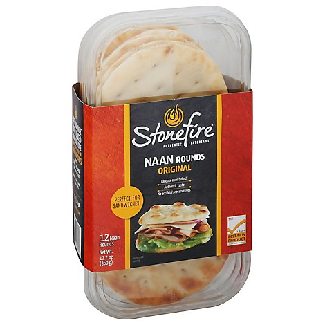 Stonefire Original Naan - 12.7 Oz