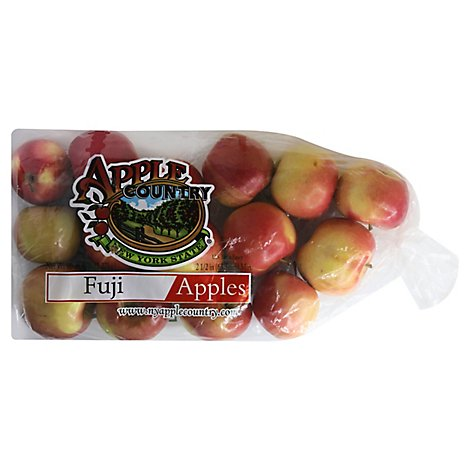 Fuji Apples Prepackaged - 5 Lbs.