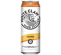 White Claw Hard Seltzer Mango - 19.2 Fl. Oz.