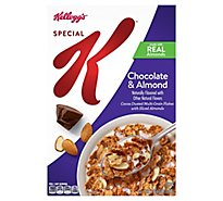 Special K Cereal Chocolate & Almond - 13.3 Oz