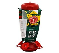 Perky-Pet Bird Feeder Hummingbird Top Fill - Each