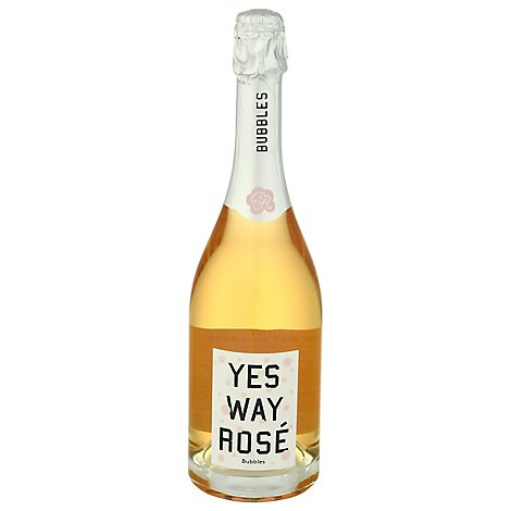 Yes Way Rose Sparkling Wine - 750 Ml
