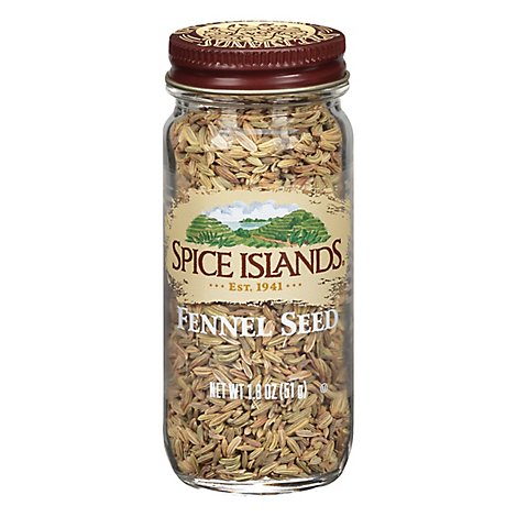 Spice Islands Whole Fennel Seed - 1.8 Oz