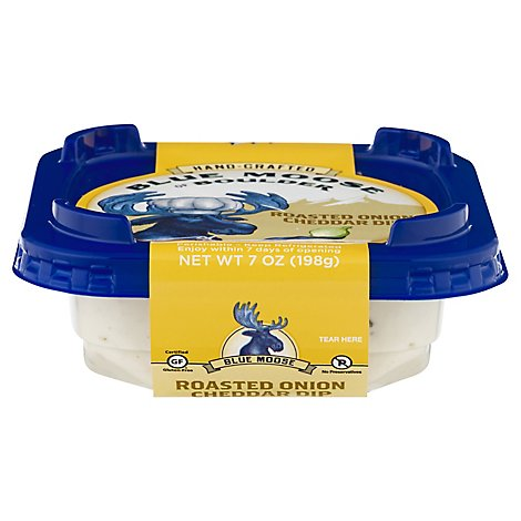 Blue Moose of Boulder Dip Roasted Onion - 7 Oz