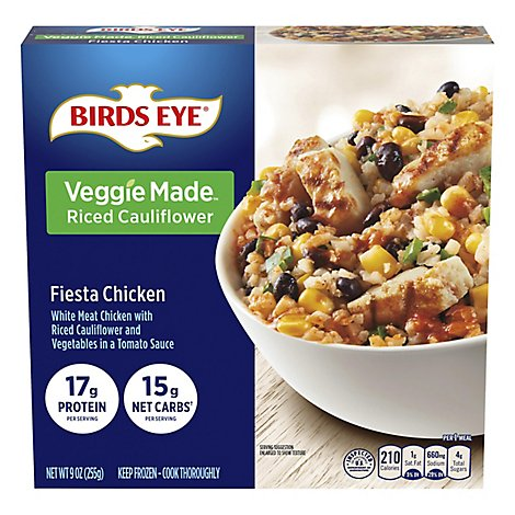 Birds Eye Fiesta Chicken Bowl - 9 Oz