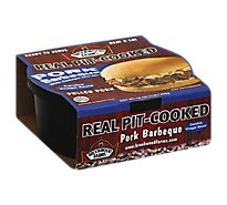 Brookwood Farms Pulled Pork Barbeque Carolina Vinegar Sauce - 16 Oz