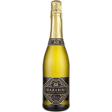 Mazarini Prosecco Wine - 750 Ml