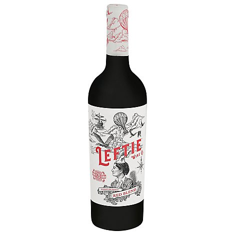 Leftie Red Blend Red Wine - 750 Ml