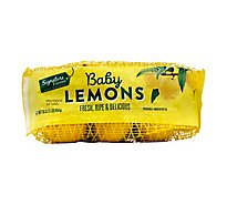 Signature Farms Baby Lemons - 1 Lb