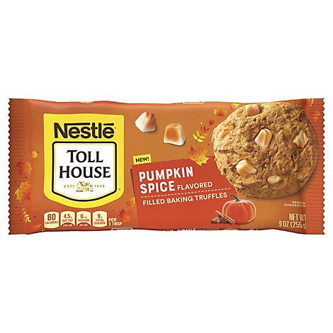 Tlhs Seasonal Pumpkin Spice Truffle Morsels - Each