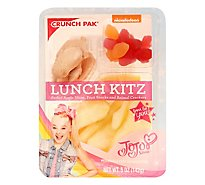 Crunch Pak Lunch Kitz Apples, Fruit Snaks, And Animal Crackers - 5 Oz