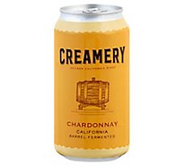 Creamery Chardonnay Wine - 375 Ml