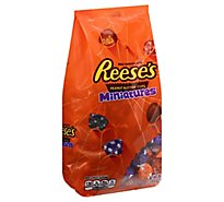 Reeses Peanut Butter Cups Miniatures - 36 Oz