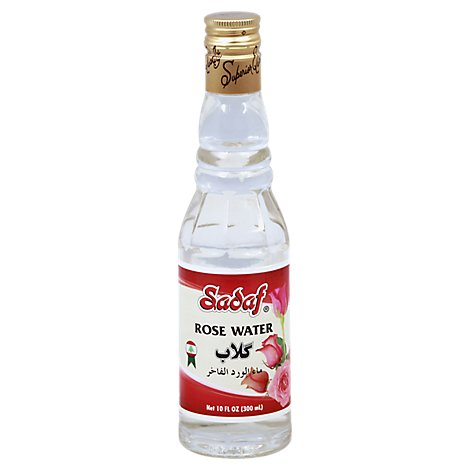 Sadaf Rose Water - 10 Fl. Oz.