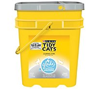 Tidy Cats Cat Litter Glade Tough Odor Solutions - 35 Lb