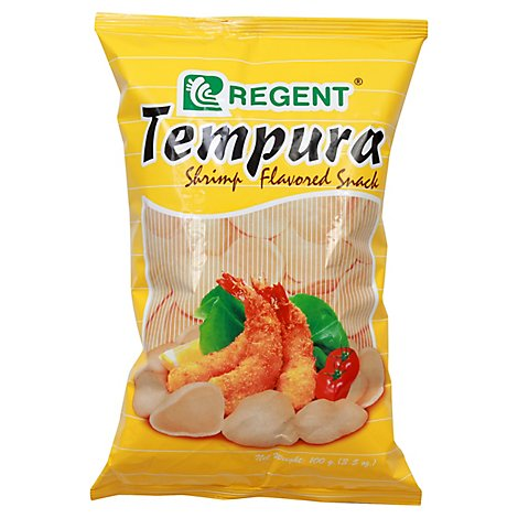Regent Shrimp Flavored Snacks - 3.5 Oz