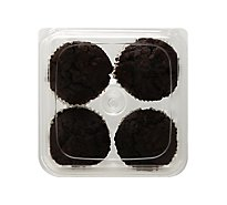 Muffin Triple Chocolate Chip 4ct