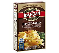 Idahoan Homestyle Casserole Loaded Baked - 4 Oz