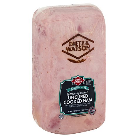 Dietz & Watson Imported Ham Cooked - Case