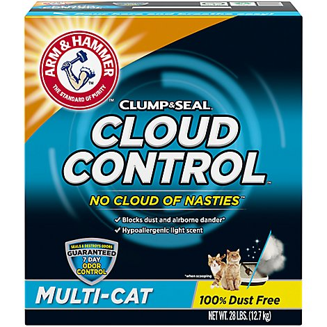 A&H Cat Litter Cloud Control - 28 Lb