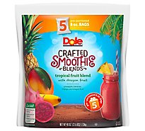 Dole Tropical Fruit Blend W/ Dragon Fruit - 5-8 Oz