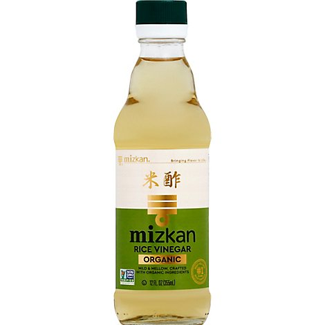 Mizkan Organic Vinegar Rice - 12 Oz