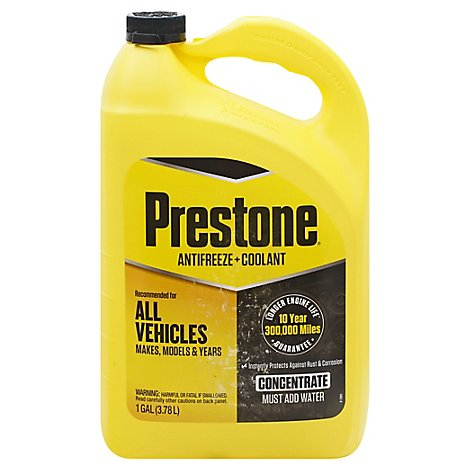 Preston Antifrze Coolant Extended Life - 128 Fl. Oz.